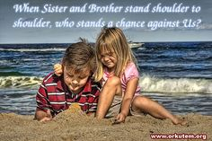 Happy National siblings day 2016 HD pictures n Wallpaper images Sibling Quotes Brother, Sister Quotes, Best Friend Quotes, Siblings, Best Friends, Family Quotes, Brothers And Sisters Day, Little Sisters, I Love My Brother