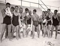 Vintage Venus: Surfers Bondi Beach, Sydney 1930s
