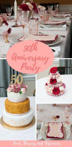 50th anniversary par