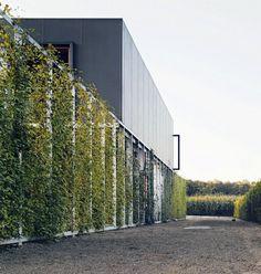 Very cool. Could be great around parts of a pool. - Villa Guggenhout / Kersten Geers David Van Severen