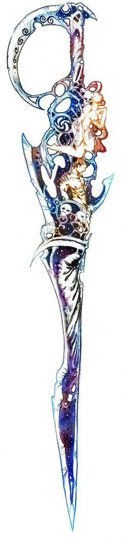 Forbid Concupiscense Blade by Amdhuscias
