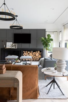 Dogwood Project Mdash Kate Marker Interiors Living Room In 2019 Living Room Flooring, Living Room Interior, Home Living Room, Living Room Decor, Living Spaces, Great Rooms, Foyer, Home Goods, Family Room