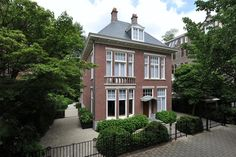 Villa te koop: Van Eeghenstraat 90, AMSTERDAM