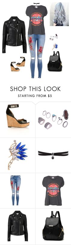 """Untitled #492"" by cool-julija ❤ liked on Polyvore featuring Givenchy, Fallon, Vero Moda and Witchery"