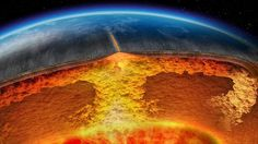 Does a planet need plate tectonics to develop life? Plate tectonics may be a phase in the evolution of planets that has implications for . Tectonique Des Plaques, Lakes In California, La Formation, Plate Tectonics, Marie Curie, Sistema Solar, Our Solar System, Composition, Earth Science