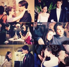 gilmore girls: Dean & Rory | Tumblr on We Heart It. http://weheartit.com/entry/63550728