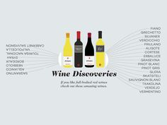 Uncover delicious wines you've probably never heard of with these data visualizations that organize wines by style and price.