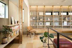 Gallery of Kinosaki Residence / PUDDLE - 13.  love the steel slim railings