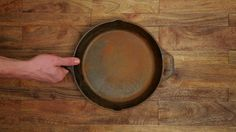 Restore Cast Iron with Ease
