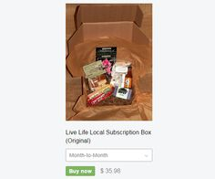 Introducing Chicaoji and Subscription Boxes! – The General Store Seattle, LLC