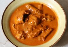 Ruchik Randhap (Delicious Cooking): Kori Ghassi (Bunt Style Spicy Chicken Curry)