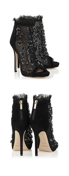 34db376894b2f Jimmy Choo Fall / Winter 2015-2016. COCO · BOOTS - BOTTES HAUTE COUTURE