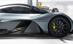 A True Racer for the Street: Aston Martin-Red Bull AMB 011! - Photo Gallery of News from Car and Driver - Car Images - Car and Driver