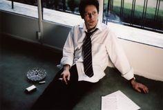 """""""La question humaine"""". Mathieu Amalric encarna a un psicólogo al servicio de una transnacional deshumanizante"""