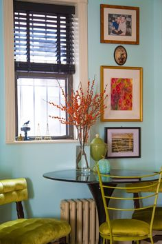 House Tour: A Hollywood Regency Hell's Kitchen Home | Apartment Therapy