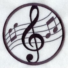 Treble Clef Circle photo C5178TrebleClefCircle.jpg