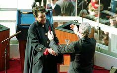 President Clinton's Inauguration