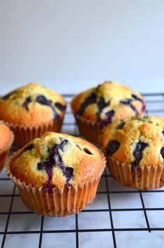 Het geweldige glutenvrije muffins basis recept.