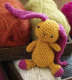 Free Crochet Pattern: Best Bunny