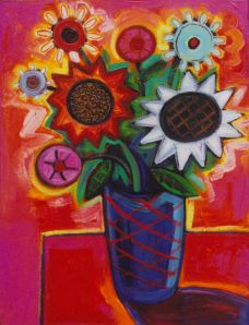 Still Life with Red by Terrell Powell