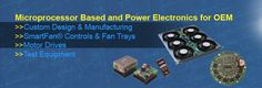 Control Resources is a leading OEM supplier of microprocessor-based control products and power electronics for AC and DC electronic applications. CRI offers the SmartFan line of fan speed control products, custom specified designs and complete fan tray assemblies. Power Electronics, Oem, Custom Design, Tray, Base, Products, Trays, Gadget, Board