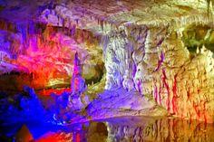 Prometheus Cave, Tbilisi, Georgia