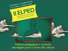 Blog do Sérgio Moura: II ELPED - IF Goiano / Encontro de Licenciaturas e...
