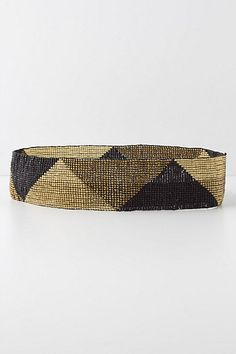 Peaked Beads Belt - Anthropologie.com