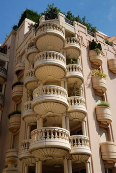 Monaco - Gorgeous Architecture