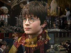 Harry Potter marathon. The Sorcerer's Stone.