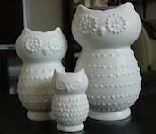 Love these! I can't help but love owls
