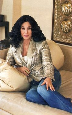 Cher for Architectural Digest, 2010 by Harry Benson. Beautiful Person, Gorgeous Women, Beautiful People, Gorgeous Lady, Mon Cheri, Divas, Harry Benson, Cher Photos, I Got You Babe