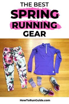 10 of the best spring running gear items that you need to be prepared for  spring 167547b461e3b