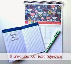 Organize sem Frescuras | Rafaela Oliveira