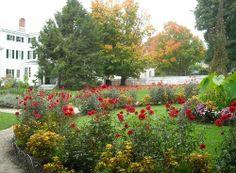 Goodwin Garden at Strawbery Banke Museum, Portsmouth, New Hampsire