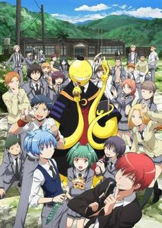 Day 132: Assassination Classroom/Ansatsu Kyoushitsu... Season 1 (first 22 episodes) I can not believe I waited as long as I did to watch this incredible series! I heard it was good but I never expected it to be this GREAT! I went in expecting assassination humor, and I got it, but I also got SO MUCH MORE! a unique and entertaining plot and a few of the most fantastic characters I have seen in a while. I am DYING to see how this ends and will definitely finish be watching season 2 ASAP!! 4…