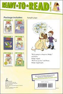 Henry and Mudge Ready-to-Read Value Pack #2: Henry and Mudge and the Long Weekend; Henry and Mudge and the Bedtime Thumps; Henry and Mudge and t