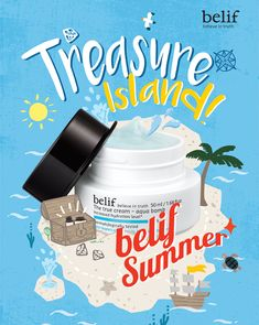 Treasure Island, belif Summer