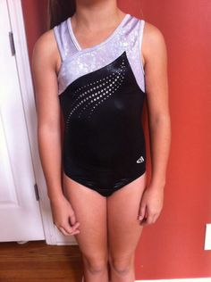 GK Gymnastic Leotard Child Medium | eBay
