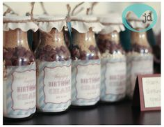 cookies recipe for one in adorable Starbuck's Frapp Jar!!!!