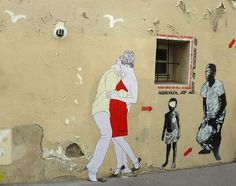 Street Love Art photo