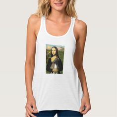Mona Lisa - Italian Greyhound Shirt