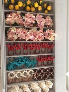 Porta guardanapos que amo!!! #organize