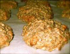 Diet Biscuits, Healthy Biscuits, Healthy Cookies, Cas, Baby Biscuit Recipe, Healthy Drinks, Healthy Recipes, Ww Desserts, Bons Desserts