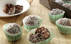 Švédské čokoládové kuličky  » Pečení je radost