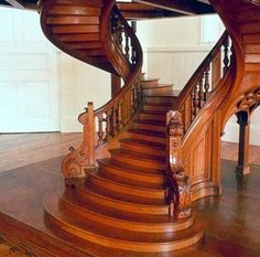 Best 620 Best Beautiful Wooden Stairs Images In 2020 Stairs 400 x 300