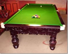 All Table Sports specialises in manufacturing pool, snooker and billiards tables. Whether you need a full-size pool table, a scaled-down option or a specific style for your games room, we can help you.