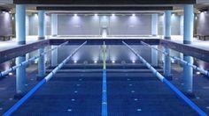 Gimnasio en Madrid Holmes Place, este es el pin de la página general de la empresa de gimnasios. ¡En este gimnasio voy a mis clases en Madrid y a su piscina!