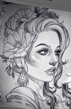Tattoo Design Drawings, Cool Art Drawings, Pencil Art Drawings, Tattoo Sketches, Tattoo Designs, Natur Tattoo Arm, Girl Drawing Sketches, Lion Art, Neo Traditional Tattoo