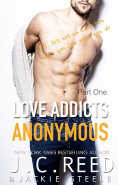 Love Addicts Anonymous Part One by JC Reed and Jackie Steele at The REading Cafe:  http://www.thereadingcafe.com/love-addicts-anonymous-part-1-by-jc-reed-and-jackie-steele-review-book-tour-giveaway/